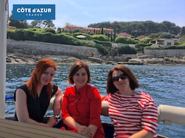 Private Tour on a Solar Powered Boat near Nice & Monaco