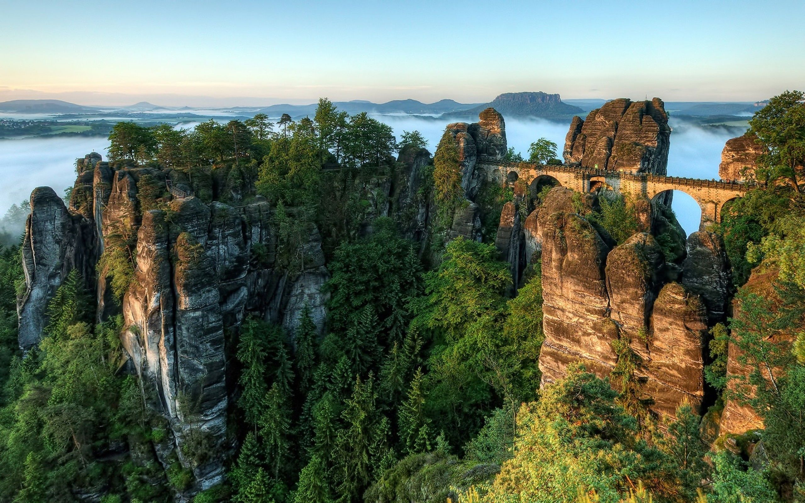 Best of Bohemian Saxon Switzerland from Prague- Fantasy Tour