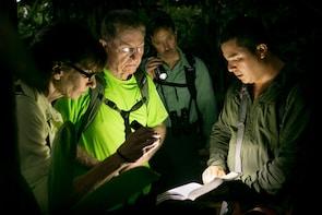 Private Jungle Night Research Experience