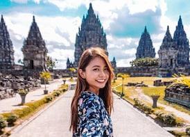 Yogyakarta Borobudur & Prambanan & Merapi Day Tour