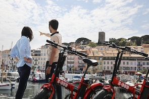 Cannes E-Bike Tour