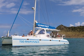 Tropical Catamaran Snorkelling, Sailing and Beach Tour