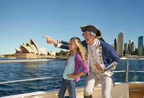 Sydney Harbour Hop on Hop off 2-Day Explorer Cruise