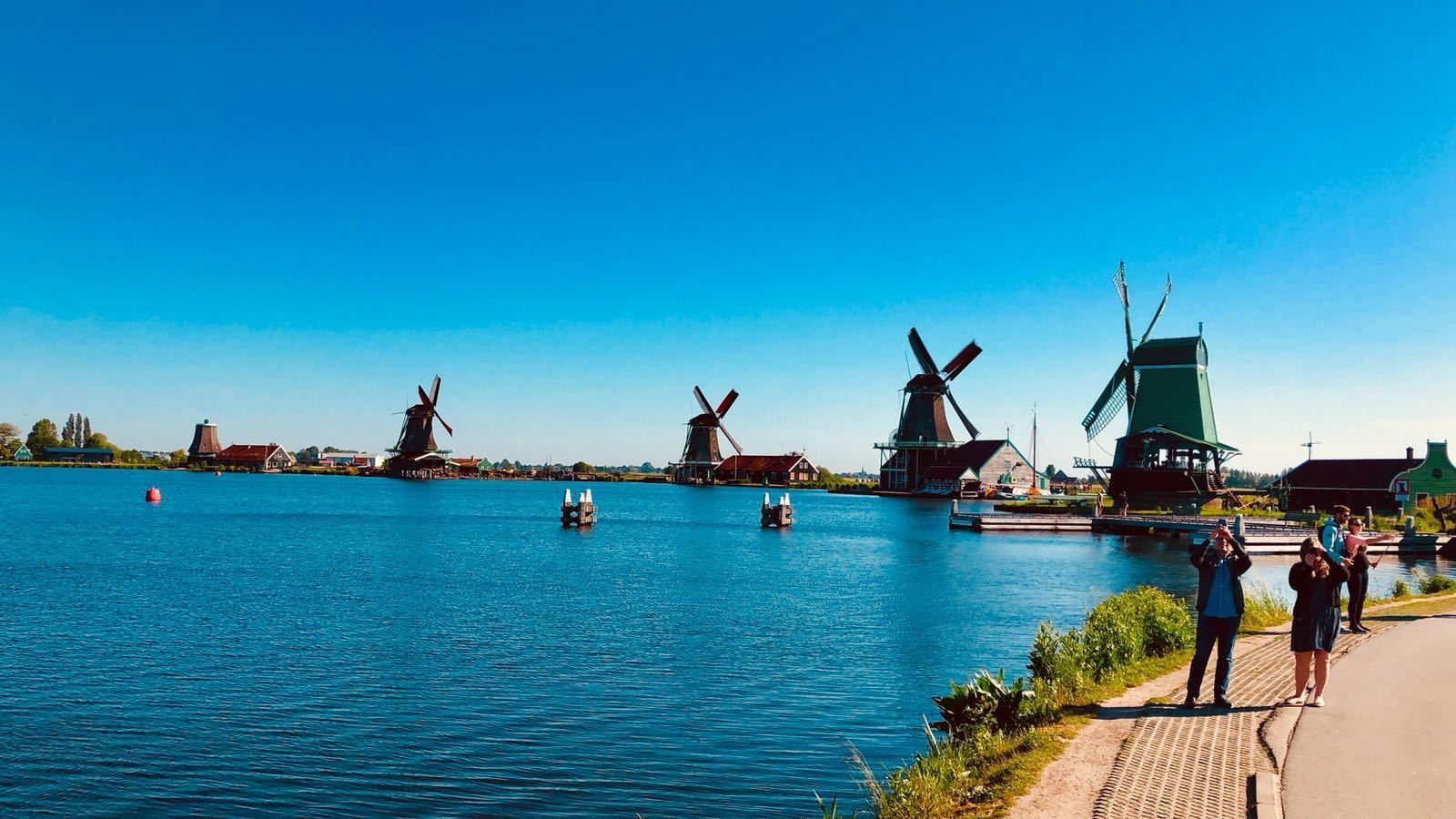 Mills of Zaanse Schans