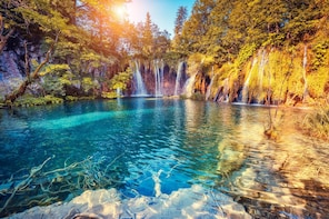 National Park Plitvice lakes small-group full day tour