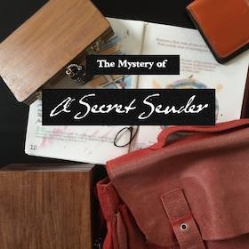 The Mystery of A Secret Sender