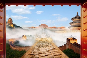 2 Days Mini Group Tour: Great Wall & the Imperial heritages