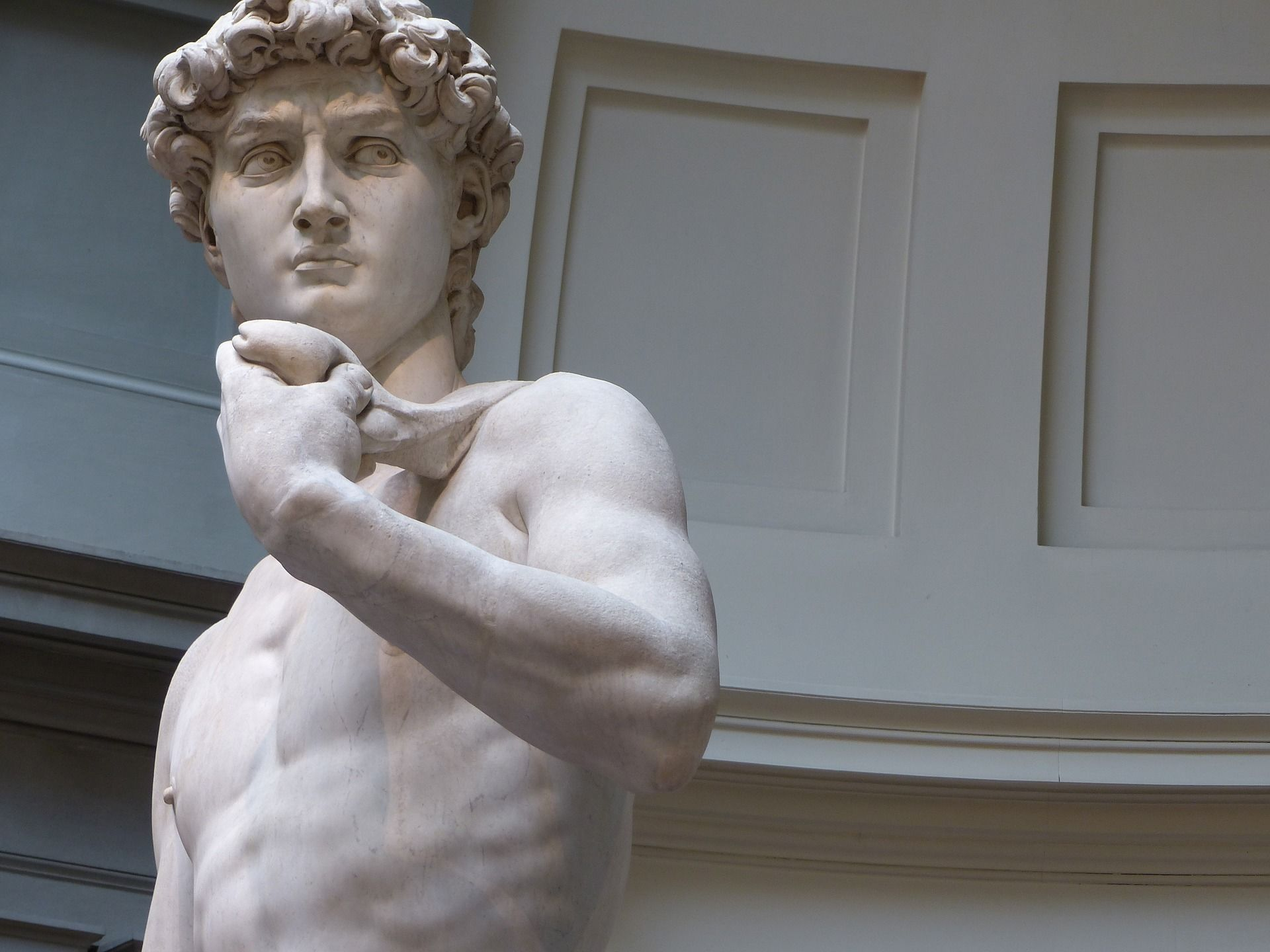 Accademia Skip-the-Line Entrance Ticket & Self-Guided Tour