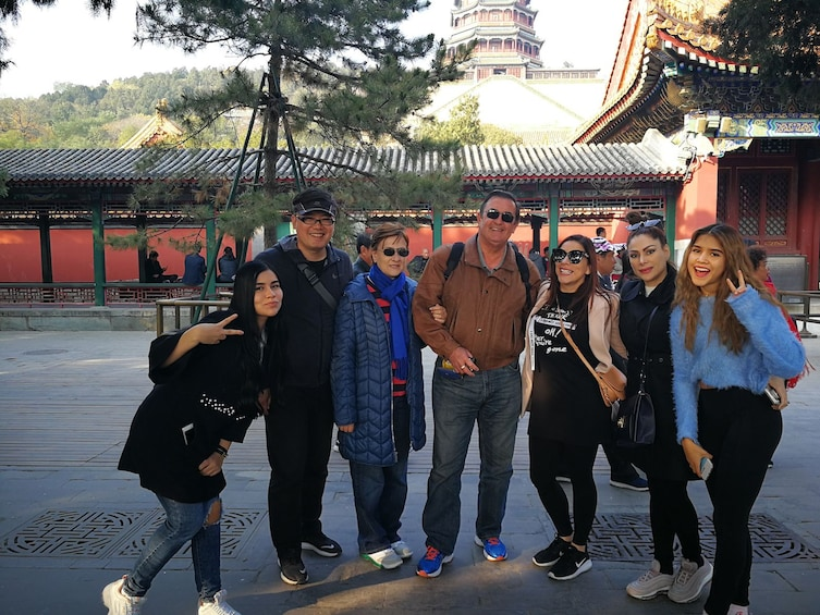 Show item 3 of 10. Mini Group Tour: The Mutianyu Great Wall and Summer Palace