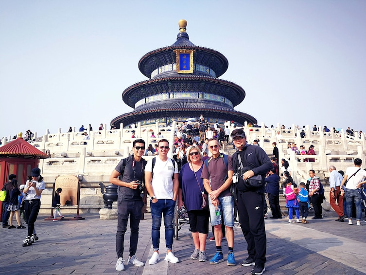 Show item 2 of 10. Mini Group Tour: The Mutianyu Great Wall and Summer Palace