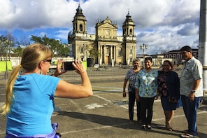 Guatemala City Stopover - Layover Tour
