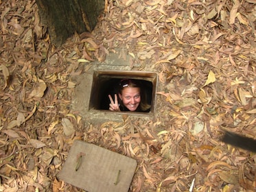 Củ Chi tunnels