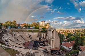 Plovdiv: Full Day Tour from Sofia