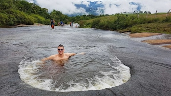 Off-beaten path: Quebrada las Gachas and its natural jacuzzi