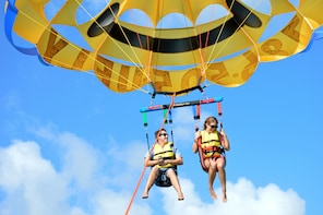 Miami Parasail Ride with Miami Watersports
