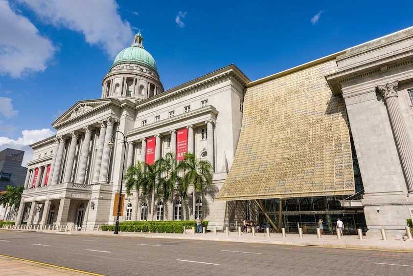 Show item 1 of 8. National Gallery in Singapore