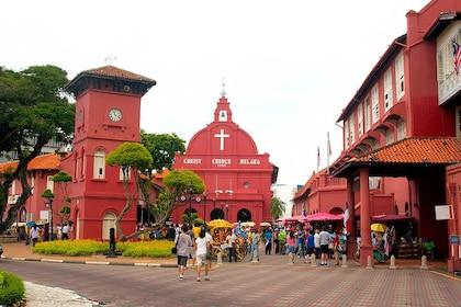 Dutch Square Complex in Melaka