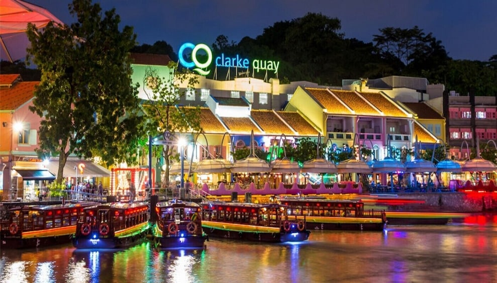 Show item 4 of 8. Singapore River Cruise