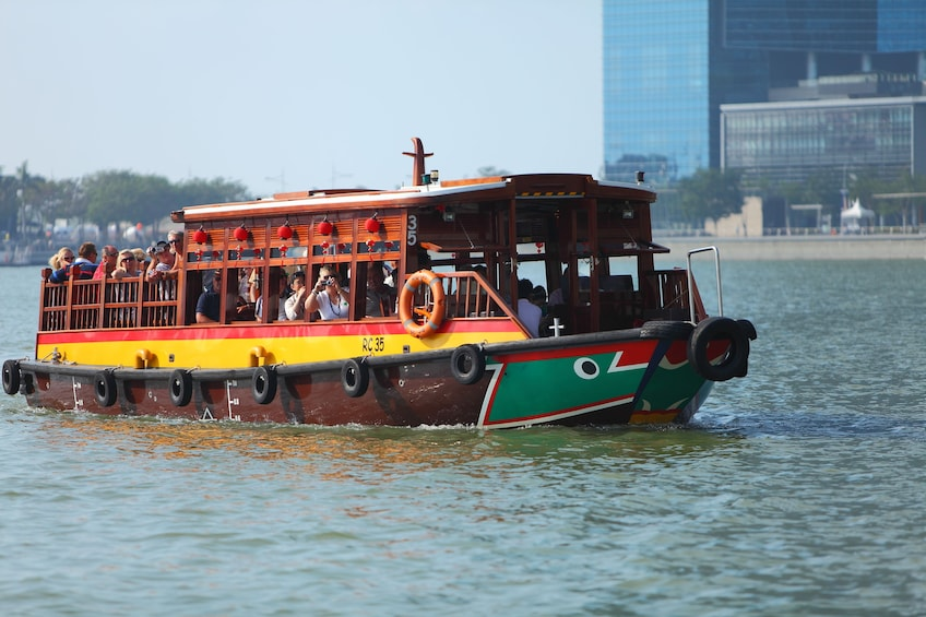 Show item 1 of 8. Singapore River Cruise