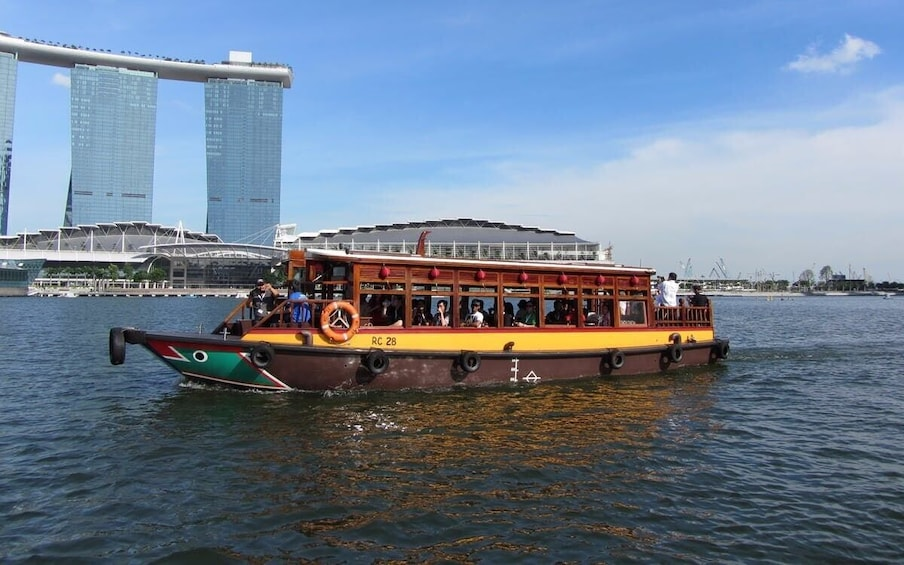 Show item 3 of 8. Singapore River Cruise