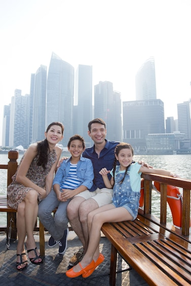 Show item 5 of 8. Singapore River Cruise