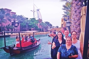 Private Dubai Tour with Burj Khalifa Ticket 124 & 125 Floor