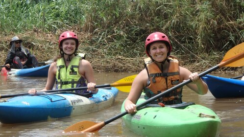 Kayakers in Chiang Mai
