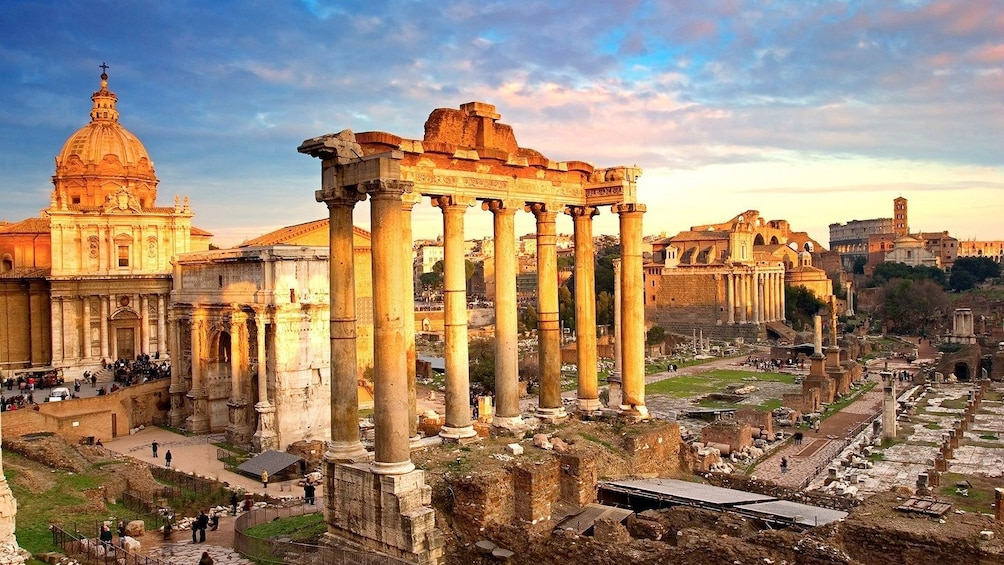 Show item 1 of 13. Ultimate Ancient Rome - Roman Forum & Palatine Hill