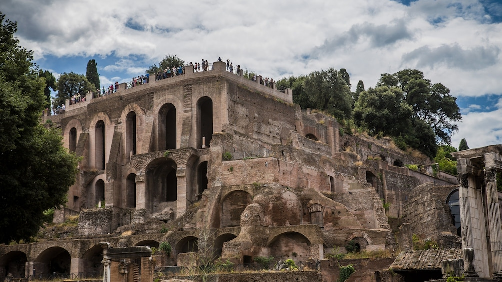 Show item 4 of 13. Ultimate Ancient Rome - Roman Forum & Palatine Hill