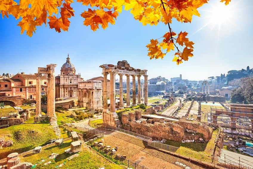 Show item 5 of 13. Ultimate Ancient Rome - Roman Forum & Palatine Hill