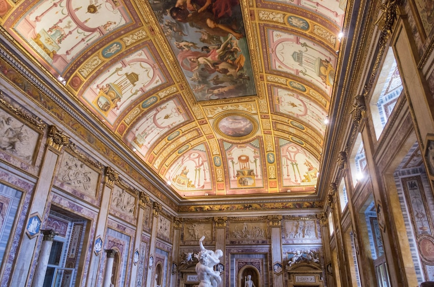 Show item 3 of 10. Borghese Gallery Small Group Tour