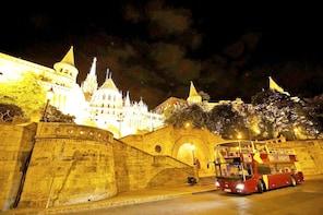 Budapest Big Bus Panoramic Night Tour