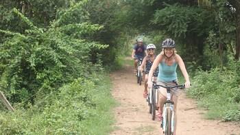 Full-day Biking the Islands of Phnom Penh
