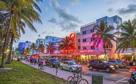 South Beach Neighborhood in Florida