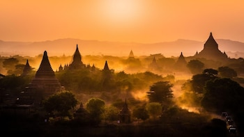 Bagan by Night