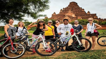 Bagan Temple Cycling Half Day Tour