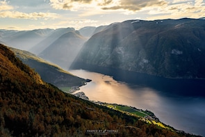 Private Cutomizable tour Sognefjord and Flam from Bergen