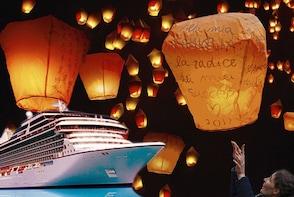 Keelung Shore Excursion: Jiufen & Pingxi Sky Lantern Private