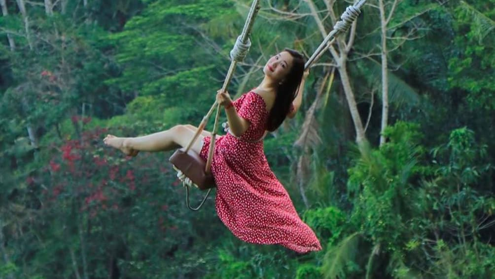 Show item 1 of 9. Best Ubud Tour with Jungle Swing