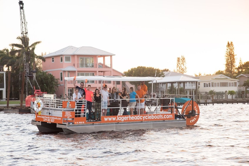 Show item 1 of 4. Cycleboat in Florida