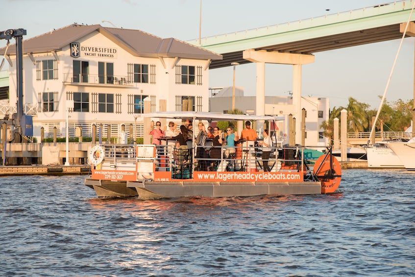 Show item 2 of 4. Cycleboat in Florida