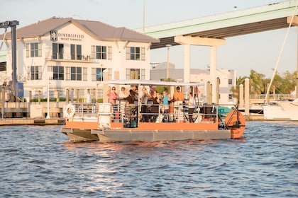 Fort Lauderdale Cycleboat Fun Cruise