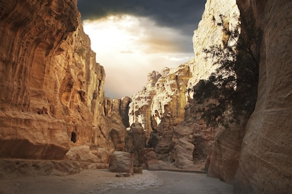 The path to Petra