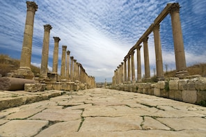 Jerash 1 Day Tour from Amman