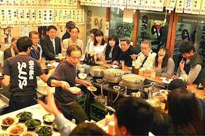 Retro Shibuya Food Tour - Local Hidden Gems with a Local