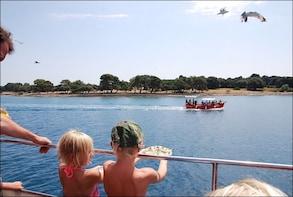 Brijuni National Park Boat Excursion from Pula