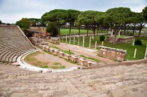 Ostia Antica Semi Private Tour - Rome's Harbor City