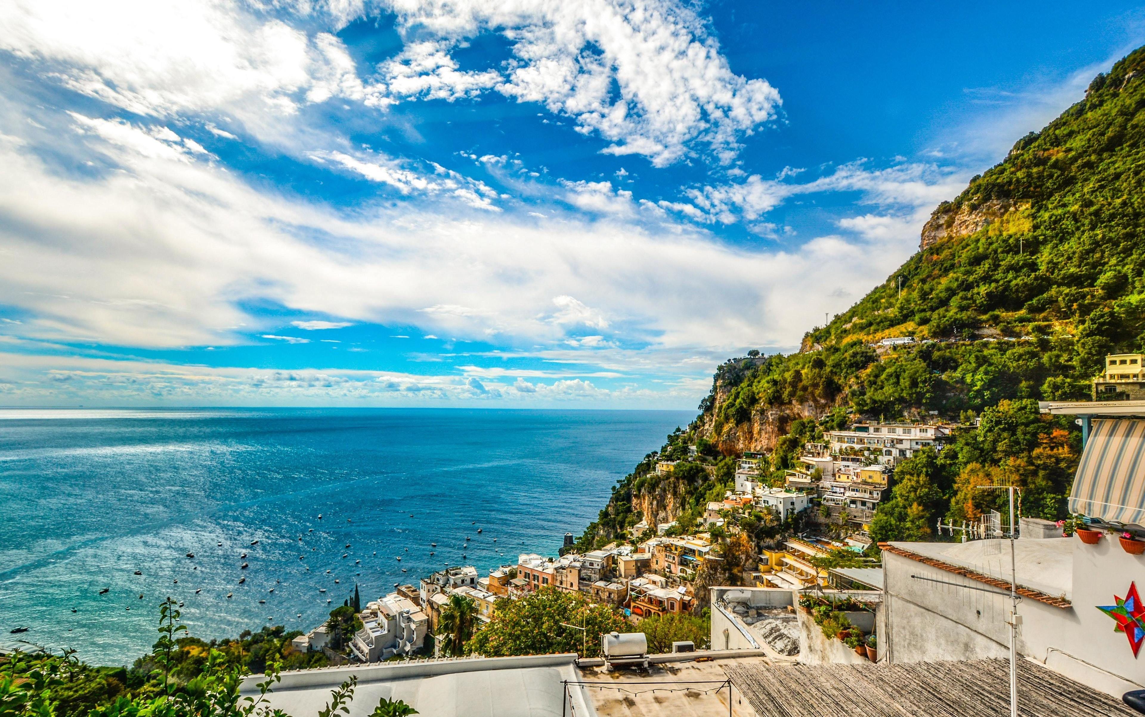 Sorrento, Positano and Amalfi - Day Trip from Naples