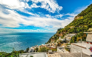 Sorrento, Positano and Amalfi - Day Trip from Naples