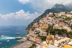 Pompeii, Amalfi & Ravello - Day Trip from Naples